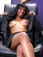 Teen Indian Hoe Rakhee Dressed Like A Secretary Wants To Be Sexually Harrassed By Her Boss