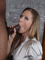 Thick MILF Hoe Devon Lee Goes Black And Never Goes Back Once Mr Marcus Gives Her A Hardcore Interracial Fuck