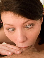Innocent Little Teen Gia Experiences Rough Sex For The First Time, She Gets Her Throat Fucked Until Her Eyes Cross. She Swallows His Cock Until She Chokes And Gags Then Drinks His Jizz Load.